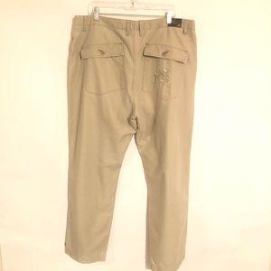 Quicksilver Men's Khaki Pants Size 40